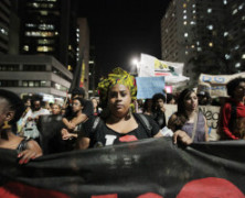 Jovem negra tem 2 vezes mais chance de ser assassinada no Brasil