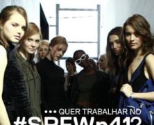 São Paulo Fashion Week seleciona estudantes e recém-formados para trabalhar na próxima edição do evento