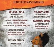 "Coletivo Mjiba lança livro ""Terra Fértil"", de Jenyffer Nascimento."