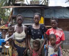 Mais de 1,5 milhão de crianças e jovens necessitam de ajuda humanitária após ciclone na África