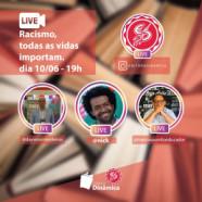 Editora Dinâmica promove debate com Nick Pereira