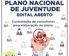 Governo contrata consultores para elaborar Plano Nacional de Juventude