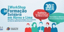 """inFormação Solidária promove Workshops com tema """"mercado de trabalho"""""""