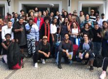 Juventude artística periférica se reúne em prol da comunidade