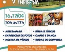 Feira de Cultura Indígena ocorre neste fim de semana em São Caetano, no ABC Paulista