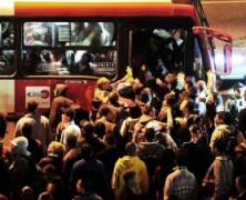 Estudantes vão às ruas nesta sexta contra o aumento da tarifa do transporte público
