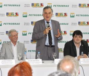 Ações Petrobras/MinC – Apoio a Projetos Culturais