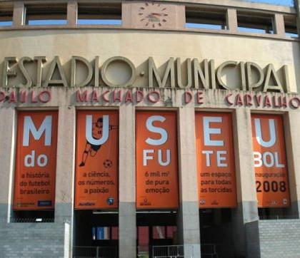 Museu do Futebol – Brasil nas Copas