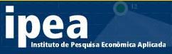 IPEA abre seleção de propostas para a apoio a eventos no País