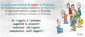 Estão abertas as inscrições para o Salão de Humor de Piracicaba – SP