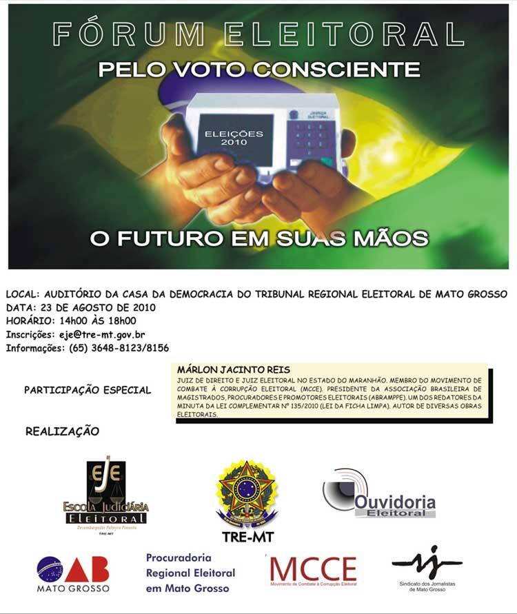 Fórum Eleitoral pelo Voto Consciente