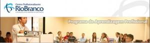 Inscrições abertas para o Programa de Aprendizagem Profissional