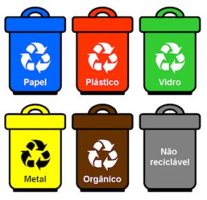 Reciclar é preciso!