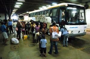 Governo vai regular ônibus interestadual