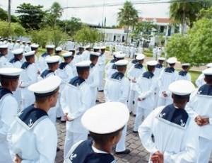 Marinha abre inscrição para 2,2 mil vagas de aprendizes-marinheiros