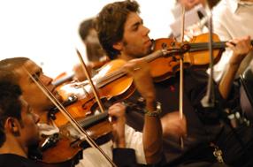 Guarulhos abre chances para 75 Jovens músicos em sua Orquestra