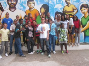 Apoio financeiro para projetos de jovens