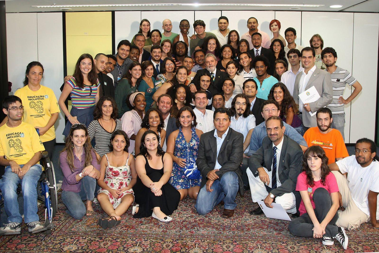 Conjuve elege membros da sociedade civil da gestão 2012/2013
