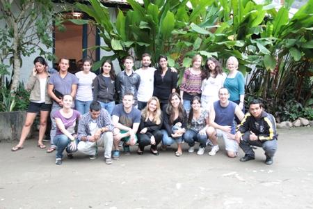 Congresso Mundial Virtual da Juventude está na rede!