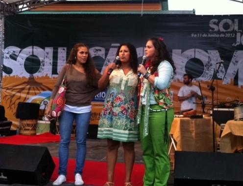 Soluções Jovens enaltece cultura na Vila Cruzeiro