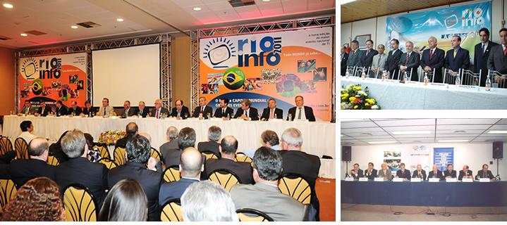 Salão de Inovação Rio Info 2012 busca projetos inovadores