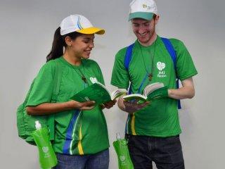 Jornada Mundial da Juventude invade o Rio