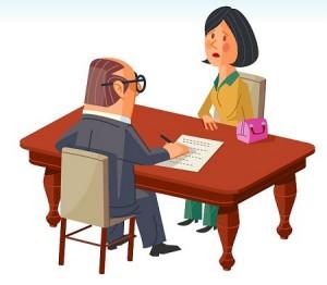Sete erros não-verbais para evitar em entrevistas de emprego