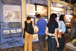 """Exposição """"Porto do Rio - Caminhos e Memórias"""" está aberta ao público até o dia 30 de dezembro."""