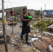 Ajude as vítima do ciclone em Moçambique, Zimbábue e Malauí