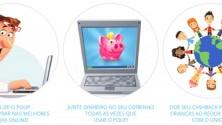 Poup junta-se ao UNICEF e consumidores poderão poupar nas compras on-line fazendo o bem
