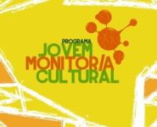 Programa Jovem Monitor Cultural oferece bolsa de R$ 1.000,00