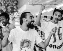 Juventude se reúne para debater o direito à cultura na quebrada