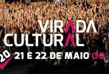 Virada Cultural acontece nesse fim de semana em Sampa